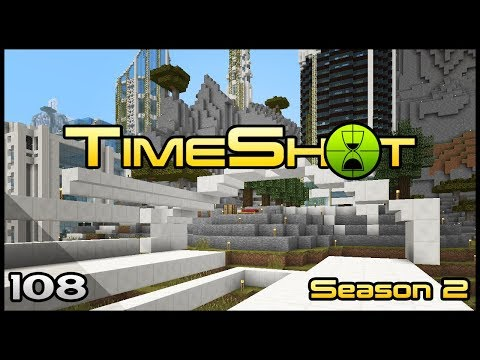 TimeShot Server || 108 || Building the Station
