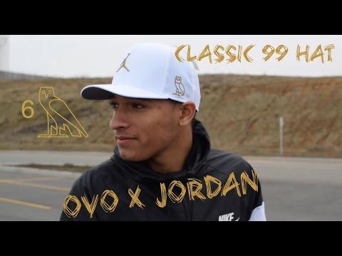 45e29963566213 Nike OVO x Jordan Classic 99 Hat Review