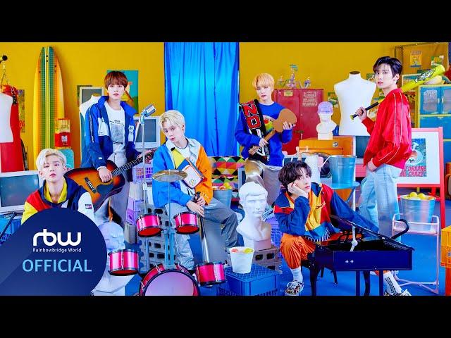 ONEUS(원어스) ' 뿌셔 (BBUSYEO)' MV
