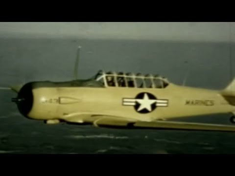 Marine Corps Air Station Cherry Point History