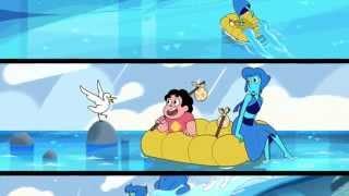 On The Run ft. Lapis Lazuli and Steven (Steven Universe Parody)
