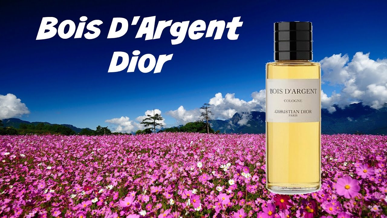 bois d 39 argent dior fragrance review handsome smells doovi. Black Bedroom Furniture Sets. Home Design Ideas