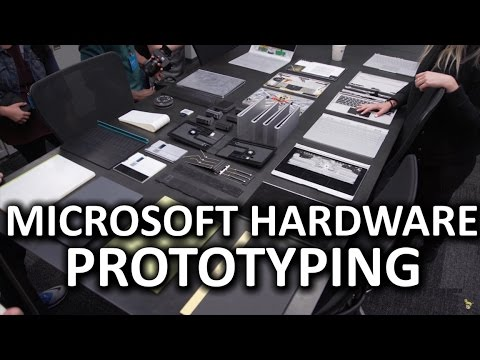 Hardware Prototyping & Testing Center - Microsoft