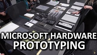 Hardware Prototyping & Testing Center - Microsoft
