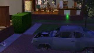 Sims 2 Freetime Object: Restorable Car