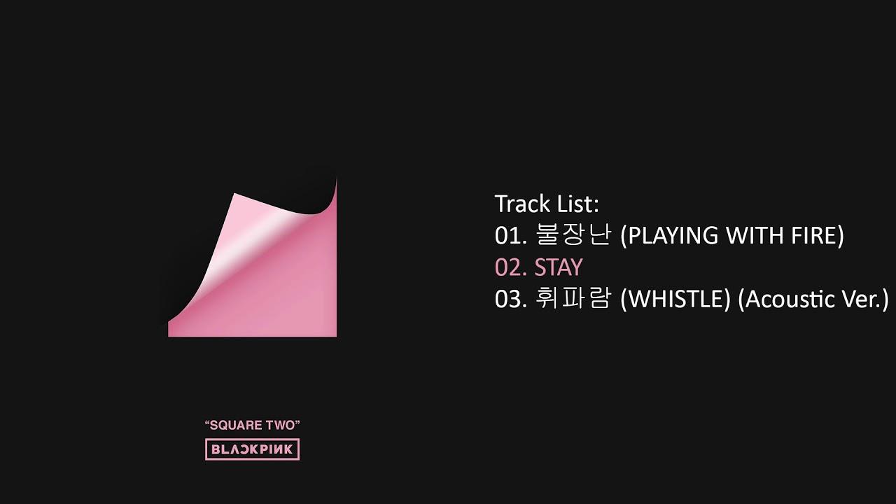 Full Album Blackpink Square Two