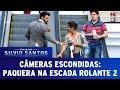 Paquera na Escada Rolante 2 - Love Escalator Prank 2 | Câmeras Escondidas (23/07/17)