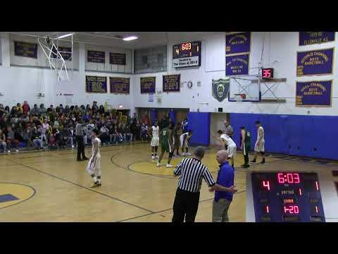 Section IX Basketball Semi-Final: Ellenville vs. Spackenkill 2/28/19