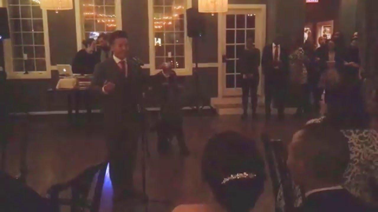 aimee philip wedding toast poetry slam by david youtube