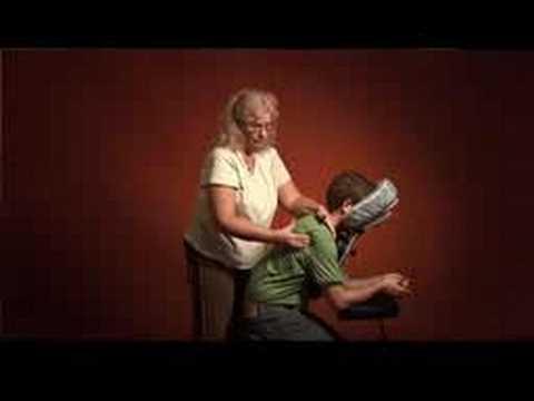 Chair Massage DVD by Real Bodywork