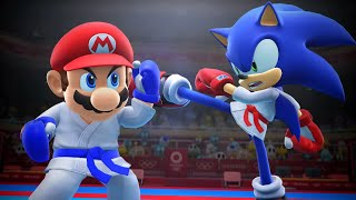 Mario & Sonic at the Olympic Games Tokyo 2020 - Story Mode - Part 1 (Chapter 1 - 6)