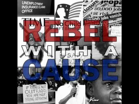 Vino-Rebel With A Cause