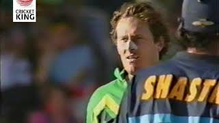 India tour of South Africa 5th ODI DN at Bloemfontein Dec 15 1992