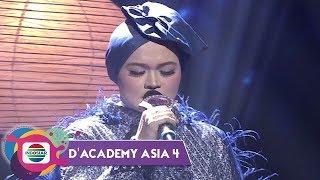Penuh Perasaan FAUZIAH GAMBUS - MALAYSIA Menyanyikan Lagu Rembulan Malam - Da Asia 4