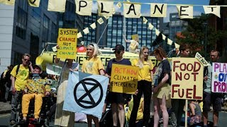 Extinction Rebellion cause nationwide chaos - but somehow claim not to be anarchists
