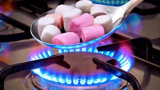 15 Yummy MARSHMALLOW Hacks  5-Minute Dessert Recipes For Amateurs And Pros!
