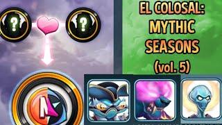 Monster Legends - El Colosal : Mythic Seasons 5 screenshot 4