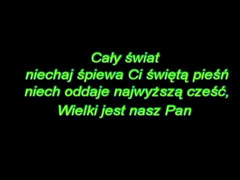 Piosenka Roku 2011 Wielki jest Pan