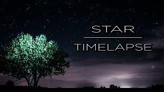 Night Lapse | Timelapse | Perseidy 2018 | Starlapse (4K)