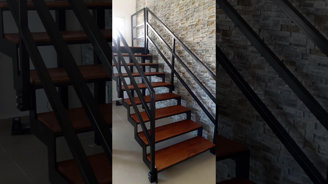 Fabrication D Escalier En Tunisie escalier métallique en tunisie - youtube