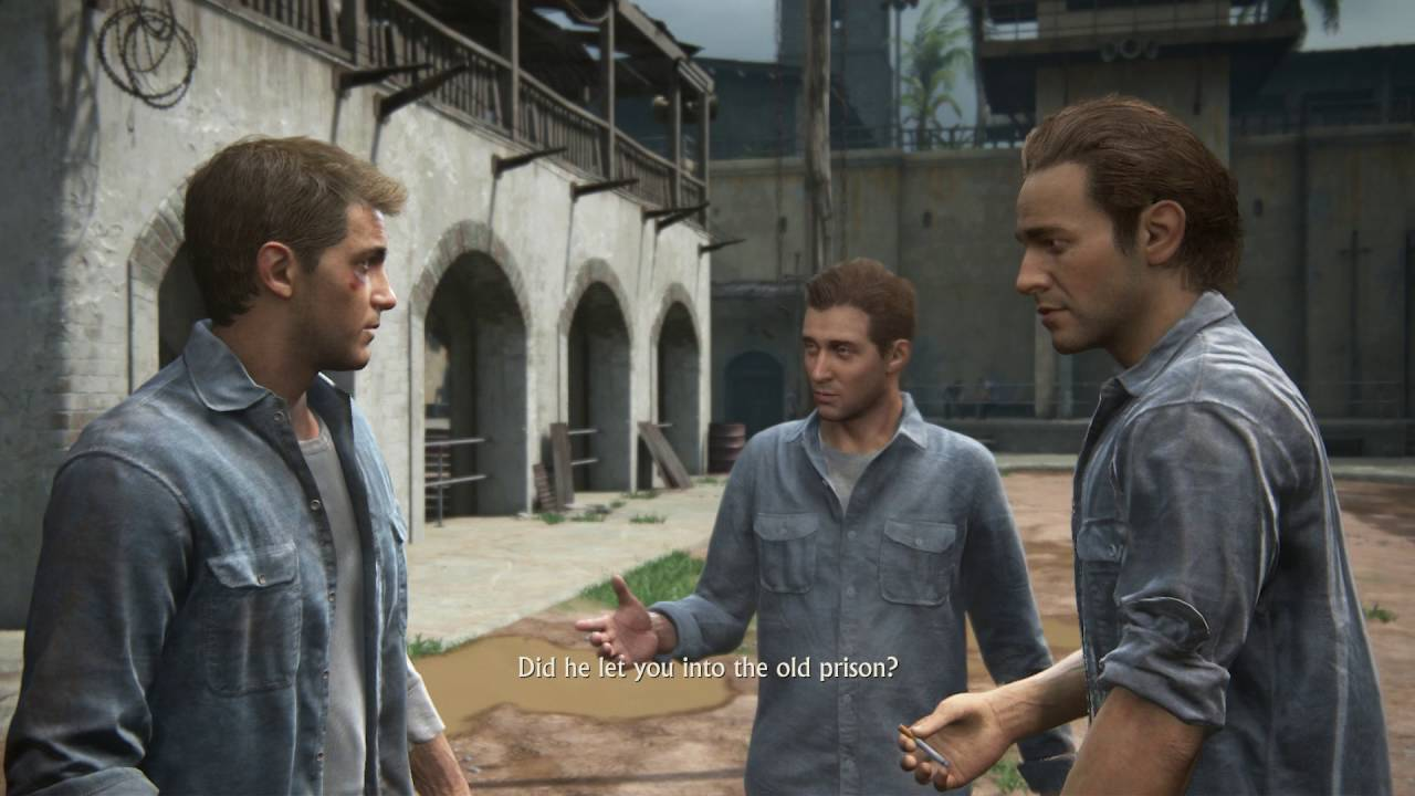 Uncharted 4 A Thief S End Once A Thief Nadine Rafe Adler