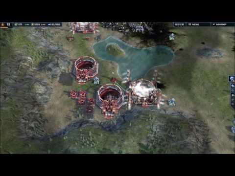 Supreme Commander 2 | Most Intense Game Yet