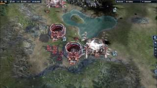 Supreme Commander 2 | Most Intense Game Yet