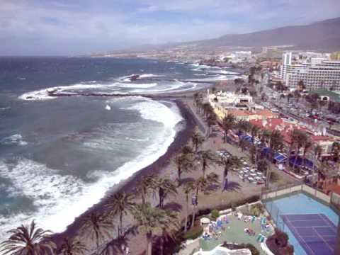 Hotel sol tenerife playa de las americas tenerife youtube - Hotel sol puerto playa tenerife ...