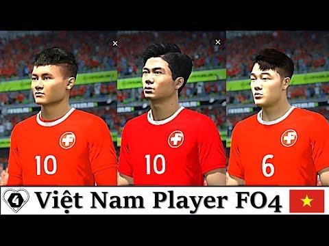 Khoảnh Khắc CÔNG PHƯỢNG - QUANG HẢI - XUÂN TRƯỜNG Vs Khuôn Mặt & Sự BÁ ĐẠO Trong FO4 | FIFA ONLINE 4