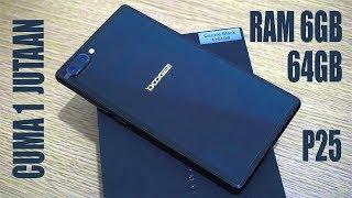 Hp 1 Jutaan RAM 6GB Paling Murah Spek Monster Di Kelasnya | Unboxing & Review