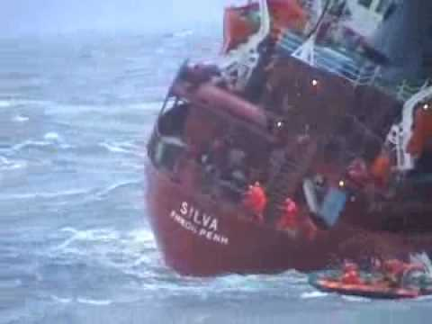 Silva  crew resued by esvagt