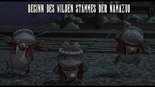 Final Fantasy XIV Stormblood   Beginn des Wilden Stamm der Namazuo in 4.3