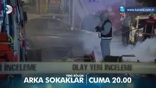Arka Sokaklar 452 bölüm fragmanı Pınar öldü mü