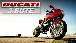 Cafe Racer (Ducati 750 SS by UniK Edition Custom Motorcycles)