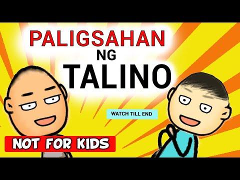 Paligsahan ng Talino | JOKE #06 | NOT FOR KIDS | Jokero Toons