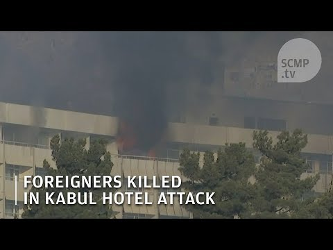 Foreigners killed in Taliban attack at Kabul hotel