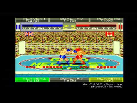 Gold Medalist (SNK Arcade Game) - 1CC / 2 Loops (Not MAME)