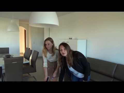 Отличная квартира в Люксембурге, которую мы арендовали через AirBnB