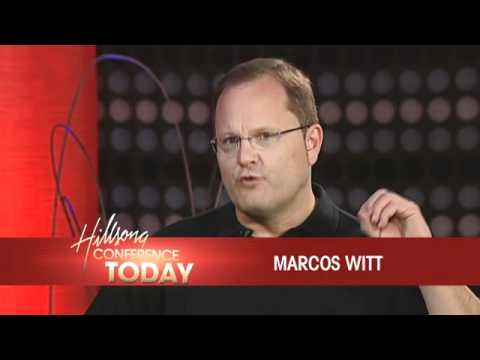 Marcos Witt Interview Hillsong Conference 2008
