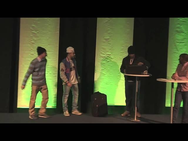Inledningssketchen - SUM Konferensen 2012