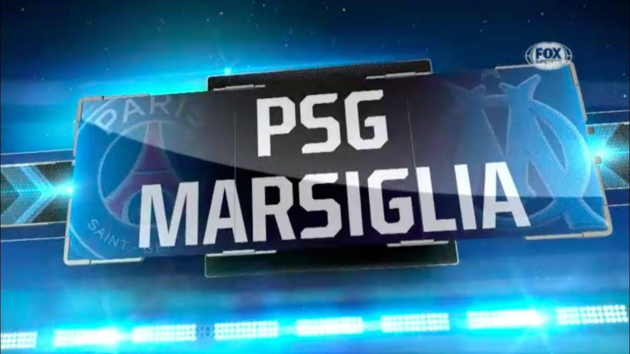 Goals Highlights Ligue 1 2014/15 PSG - Olympique Marsiglia - YouTube