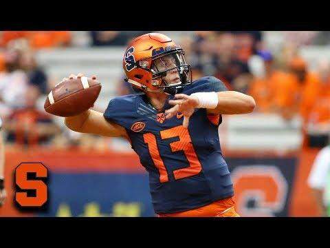 Syracuse QB Tommy DeVito Leads Orange Over FSU