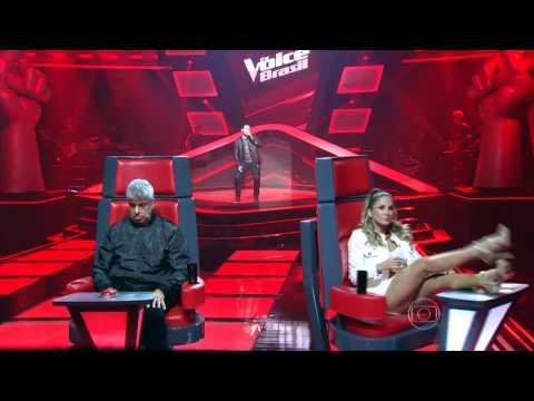 The Voice Brasil - Vinícius Zanin se apresenta na Audição