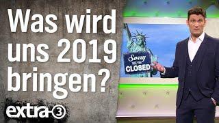 Was wird uns das Jahr 2019 bringen?