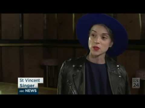 The inspiration behind St. Vincent's music