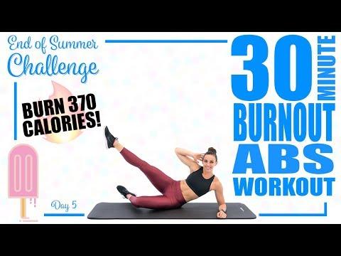30-minute-ab-burnout-workout-🔥burn-370-calories!-🔥