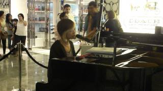 The Boy From Ipanema (Antonio Carlos Jobim) by Ruth Ling @ Paragon Music En Vogue 05 Dec 2011