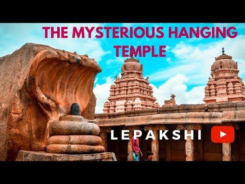 Lepakshi - The Mysterious Hanging Pillar Temple | Andhra Pradesh