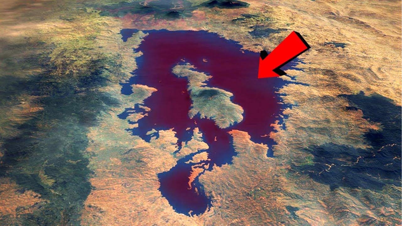 ทำไมทะเลสาบแห่งนี้ถึงอันตรายมากที่สุดในโลก