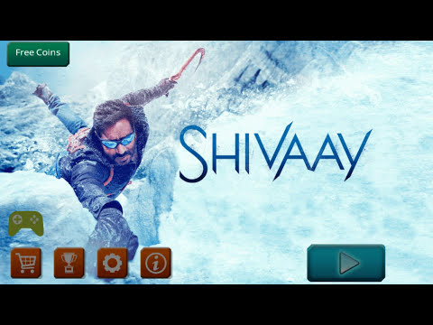 SHIVAAYY The Bollywood Android Game Play...